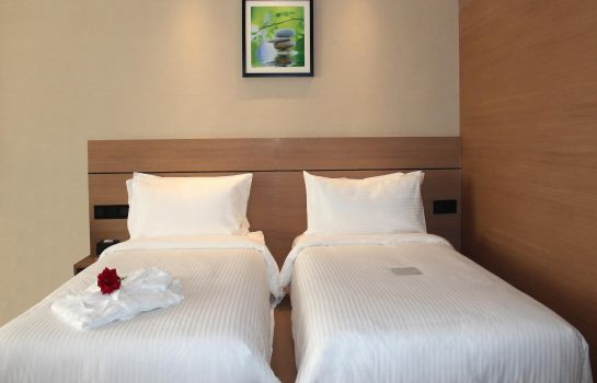 Double room (standard) Bridal Tea House Hotel Yantai Laishan Branch