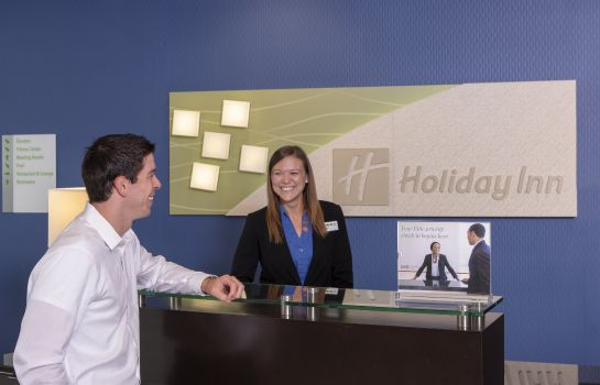 Lobby Holiday Inn INDIANAPOLIS AIRPORT