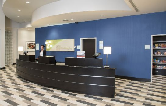 Hotelhalle Holiday Inn INDIANAPOLIS AIRPORT