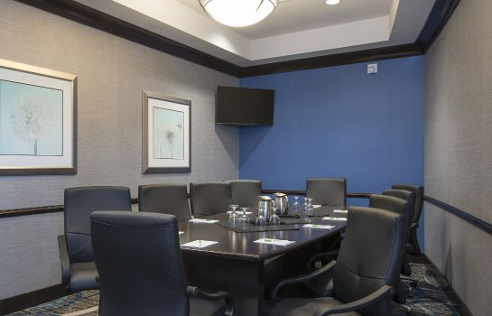 Conference room Holiday Inn INDIANAPOLIS AIRPORT