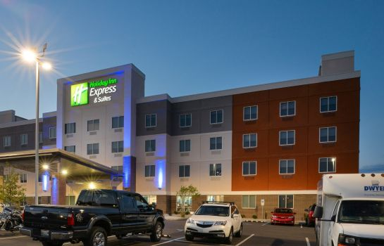 Außenansicht Holiday Inn Express & Suites LEXINGTON EAST - WINCHESTER RD