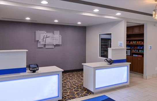 Hotelhalle Holiday Inn Express & Suites LEXINGTON EAST - WINCHESTER RD