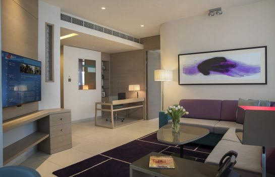 Suite Capital Centre Arjaan by Rotana