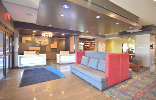 Hotelhalle Holiday Inn Express & Suites OKLAHOMA CITY MID - ARPT AREA