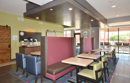Restaurant Holiday Inn Express & Suites OKLAHOMA CITY MID - ARPT AREA