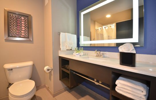 Info Holiday Inn Express & Suites OKLAHOMA CITY MID - ARPT AREA