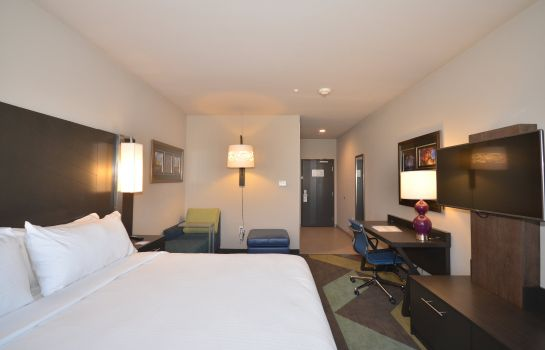 Zimmer Holiday Inn Express & Suites OKLAHOMA CITY MID - ARPT AREA