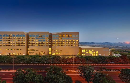 Exterior view Vivanta New Delhi Dwarka