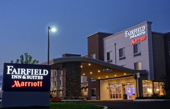 Vista esterna Fairfield Inn & Suites Reading Wyomissing