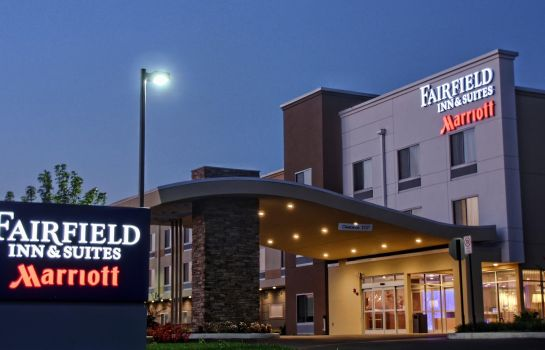 Buitenaanzicht Fairfield Inn & Suites Reading Wyomissing