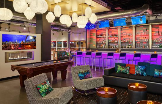 Restaurante Aloft Denver Downtown Aloft Denver Downtown