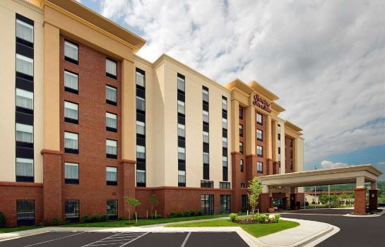 Vista exterior Hampton Inn - Suites Baltimore North-Timonium MD
