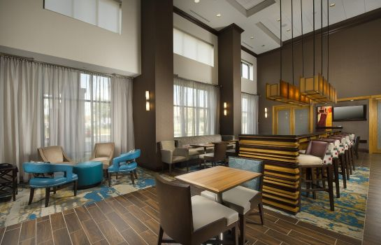 Vestíbulo del hotel Hampton Inn - Suites Baltimore North-Timonium MD