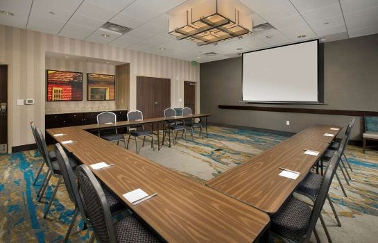 Sala de reuniones Hampton Inn - Suites Baltimore North-Timonium MD
