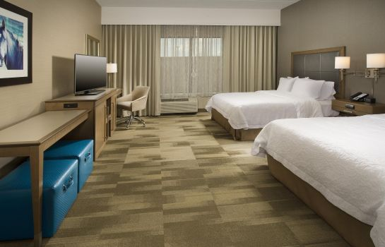 Pokój Hampton Inn - Suites Baltimore North-Timonium MD