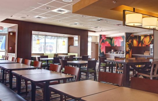 Restauracja Fairfield Inn & Suites Reading Wyomissing