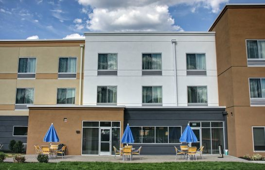 Info Fairfield Inn & Suites Reading Wyomissing