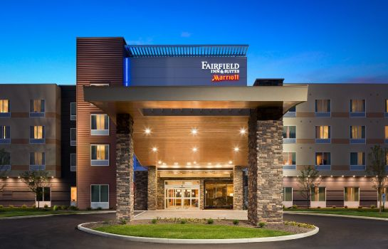 Buitenaanzicht Fairfield Inn & Suites Akron Fairlawn