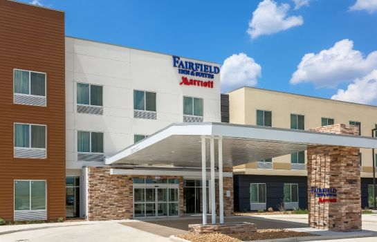 Vista esterna Fairfield Inn & Suites Cotulla