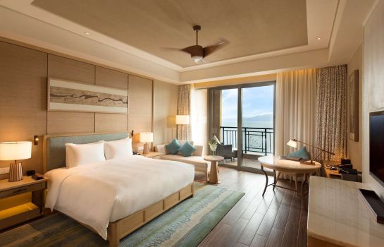 Room Hilton Yuxi Fuxian Lake