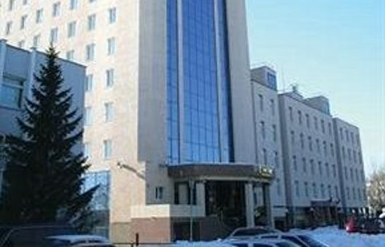Vista esterna Business Hotel Samara