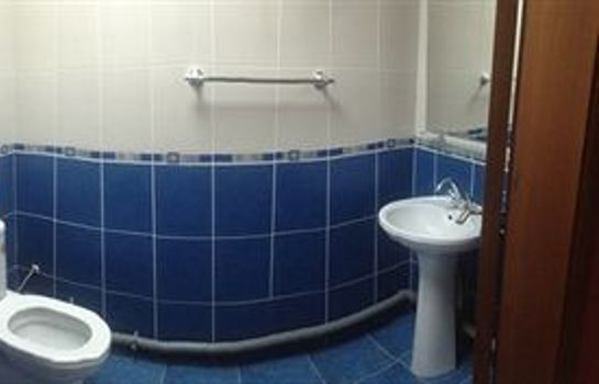 Bagno in camera Business Hotel Samara