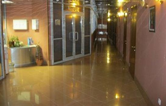 Vista all'interno Business Hotel Samara
