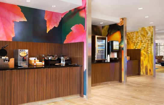 Restaurant Fairfield Inn & Suites Akron Fairlawn