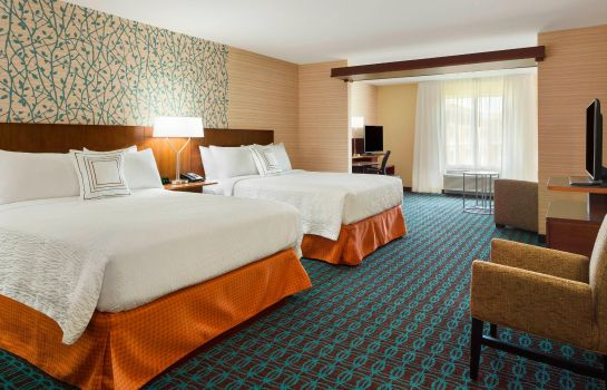 Suite Fairfield Inn & Suites Akron Fairlawn