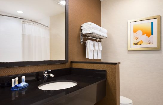 Room Fairfield Inn & Suites Akron Fairlawn