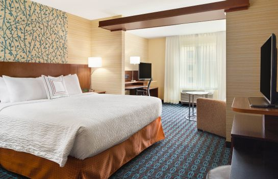 Kamers Fairfield Inn & Suites Akron Fairlawn