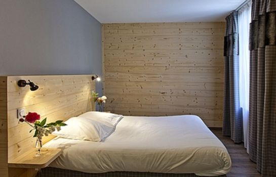 Single room (standard) Hotel les 2 Lacs Logis