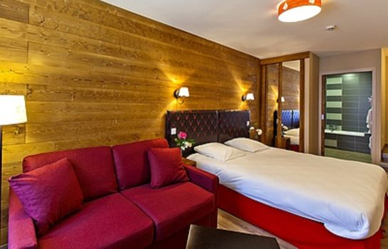Double room (superior) Hotel les 2 Lacs Logis