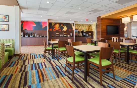 Restauracja Fairfield Inn & Suites Cotulla