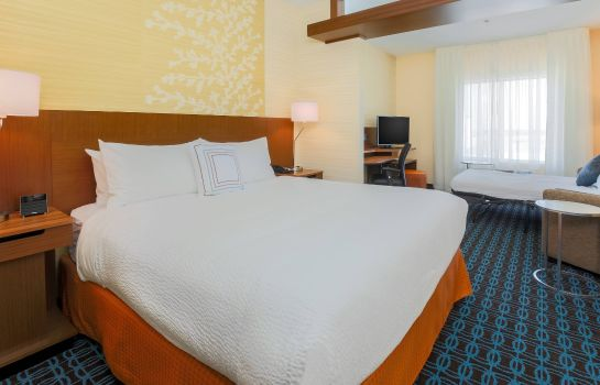 Suite Fairfield Inn & Suites Cotulla
