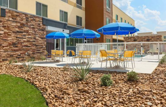 Info Fairfield Inn & Suites Cotulla