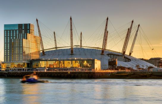 Vista exterior InterContinental Hotels LONDON - THE O2