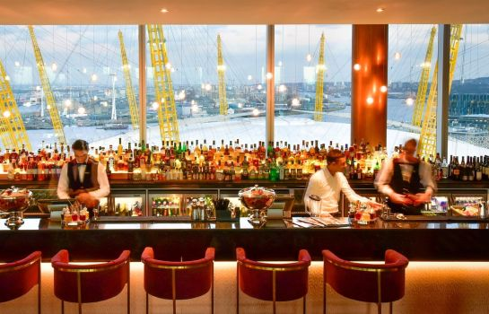 Bar del hotel InterContinental Hotels LONDON - THE O2