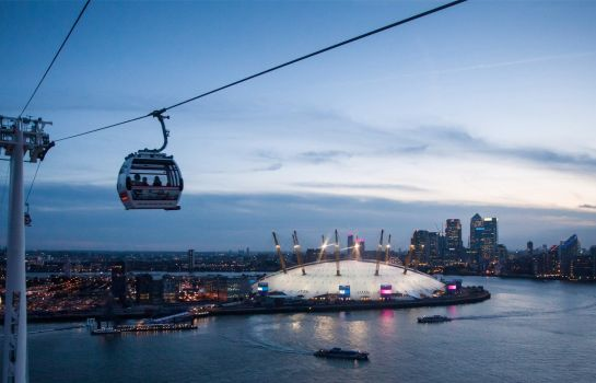 Info InterContinental Hotels LONDON - THE O2