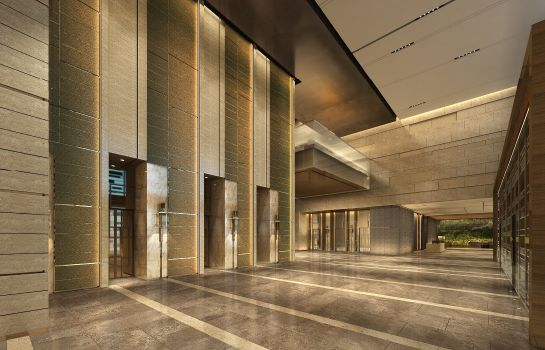 Lobby HUALUXE Hotels and Resorts NANCHANG HIGH-TECH ZONE