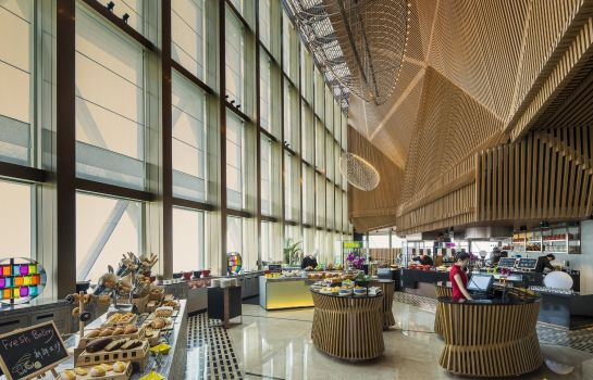 Restaurant HUALUXE Hotels and Resorts NANCHANG HIGH-TECH ZONE