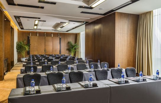 Conference room HUALUXE Hotels and Resorts NANCHANG HIGH-TECH ZONE