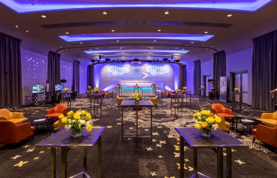 Conference room Hilton Amsterdam Airport Schiphol