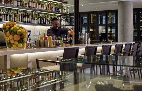Hotel bar Pullman Paris Roissy-CDG Airport
