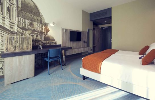Standardzimmer Mercure Firenze Centro