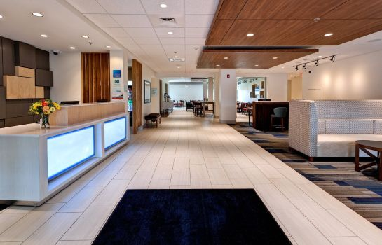 Hol hotelowy Holiday Inn Express & Suites MANHATTAN