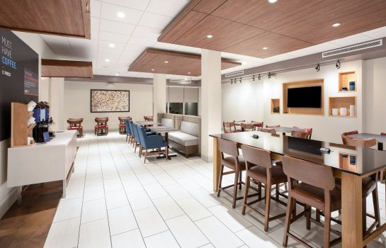 Restaurante Holiday Inn Express & Suites MANHATTAN
