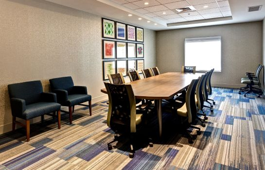 Sala de reuniones Holiday Inn Express & Suites MANHATTAN
