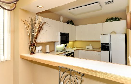Kitchen in room Cedars East