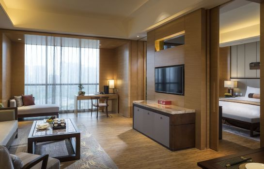 Suite HUALUXE Hotels and Resorts YANGJIANG CITY CENTER